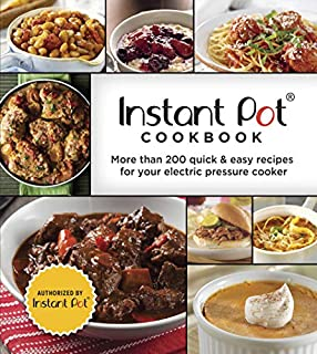 Instant Pot Cookbook: More Than 200 Quick & Easy Recipes for Your Electric Pressure Cooker (3-Ring Binder) (1640303804) | Amazon price tracker / tracking, Amazon price history charts, Amazon price watches, Amazon price drop alerts