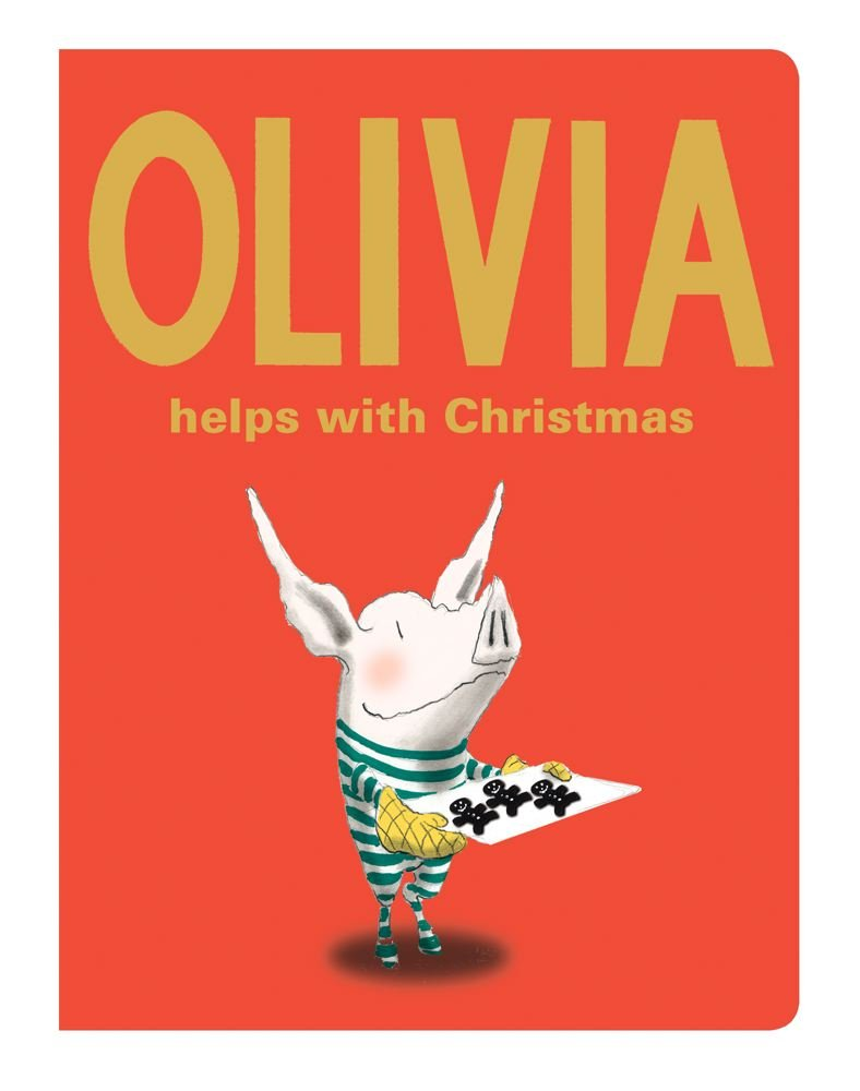 Image result for Olivia Helps with Christmas