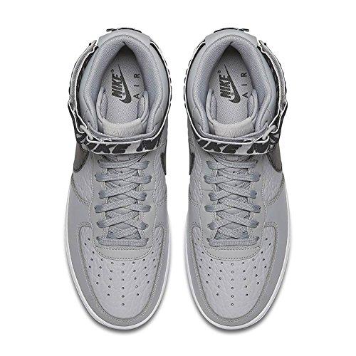 Nike Air Force 1 High 07 Lv8 Mens Style : 806403 Flt Silver/Black-white eInyVswD