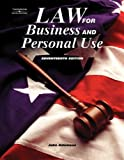 Law for Business and Personal Use 9780538440516