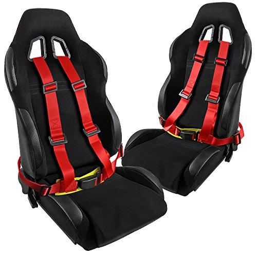Spec-D Tuning RSRSB-5014R-2 Racing Seat ()