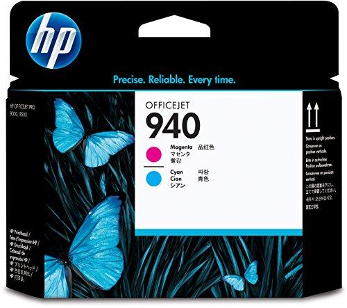 HP 940 Cyan/Magenta Printhead (C4901A)