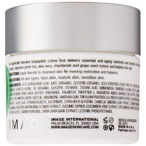 Image Skincare Ormedic Balancing Bio Peptide Creme 2 Ounce New