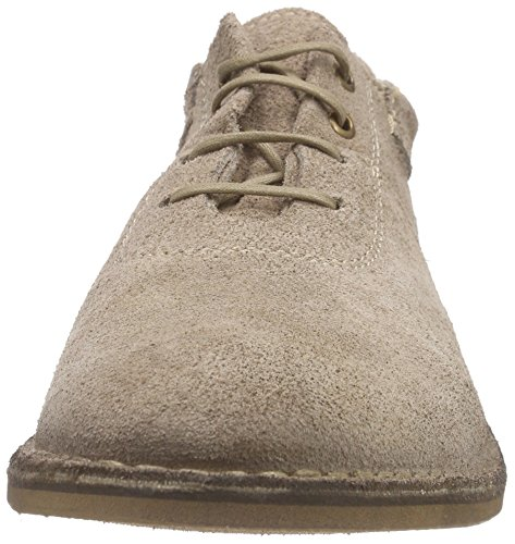 Fly London Mens Melo886fly Oxfords Skor Beige - Beige (taupe 004)