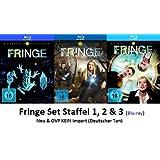 Fringe - Grenzfälle des FBI Set Staffel 1, 2 & 3 (Blu-ray)