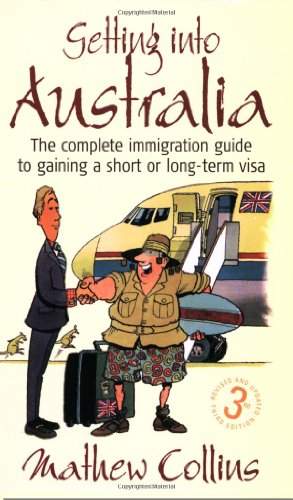Getting into Australia