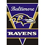 Fremont Die NFL Baltimore Ravens Wall Banner Review