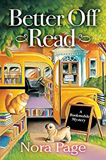 Book Cover: Better Off Read: A Bookmobile Mystery