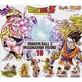 Gashapon HG Dragon Ball Z Imagination 10 full set of 6
