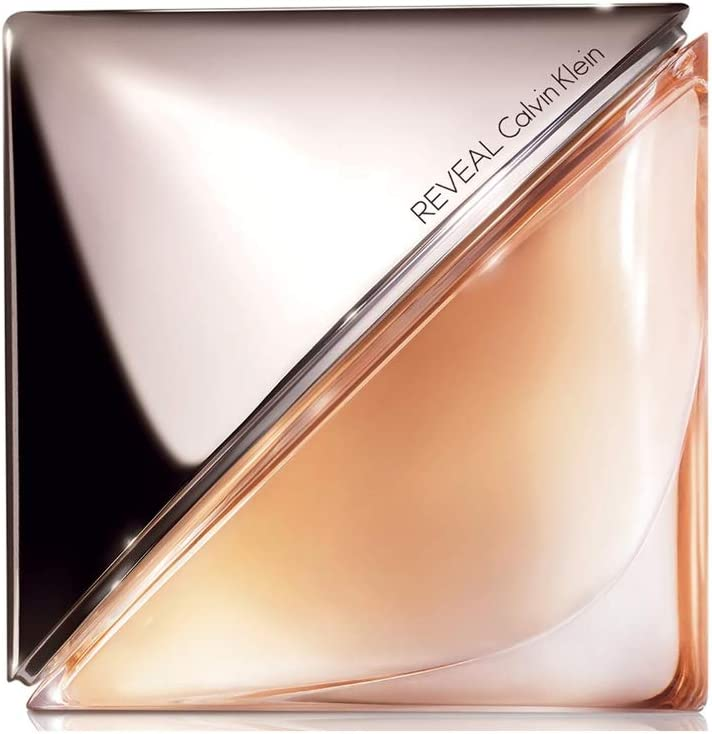 Calvin Klein Reveal - Eau de parfum para mujer, 100 ml