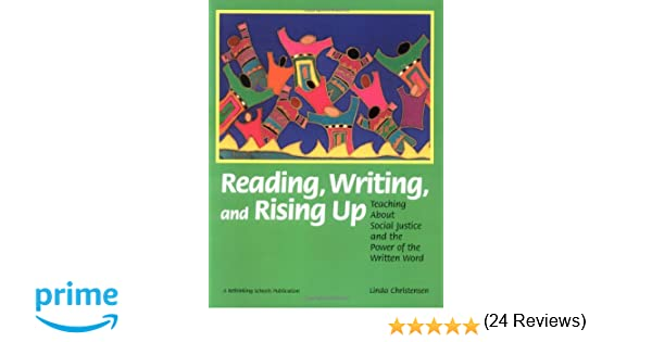 Amazon.com: Reading, Writing, and Rising Up: Teaching About Social ...