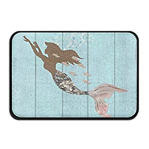 50 Mermaid Themed Area Rugs Beachfront Decor