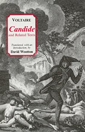 a review of the book candide by voltaire Voltaire was truly a merciless author candide, his short novella, questions large events and key characteristics of the 18th century by throwing them all onto a blissfully oblivious young man named candide, for whom the work is named after.