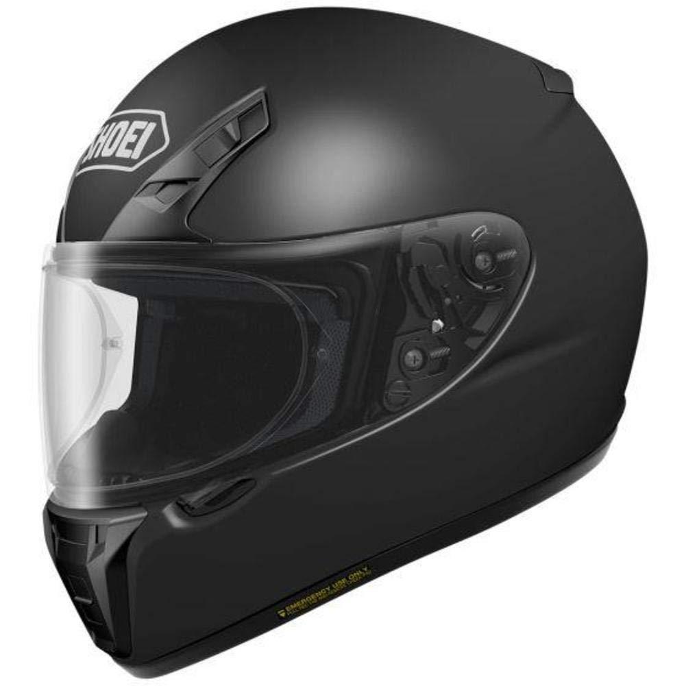 afce2f2d Amazon.com: Shoei RF-SR Helmet, Matte Black, Large: Automotive