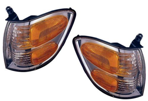Toyota Sequoia/Tundra Replacement Corner Light Assembly - 1-Pair