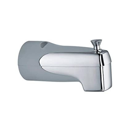 com faucet bathroom leaking best video trendy bathtub diverter spout despecadilles replacement tub moen