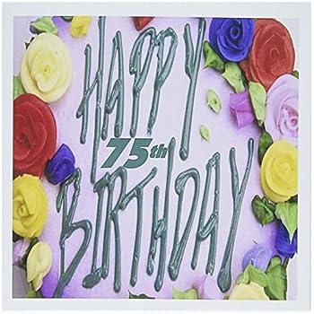 Amazon Balloons With Purple Banner Happy 75th Birthday