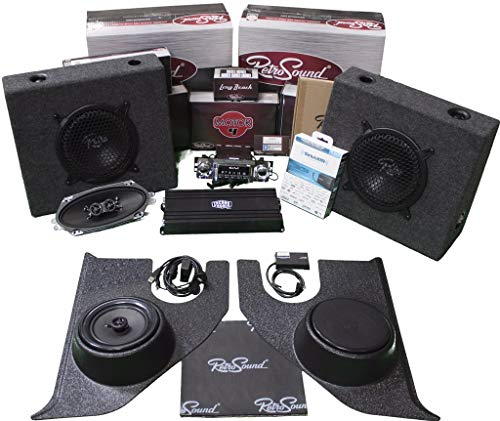Chevy Truck Kick Panel Speakers - Buyitmarketplace com