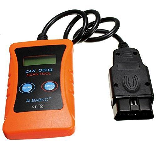 Car Diagnostic Scanner CAN BUS Fault Code Reader OBDII