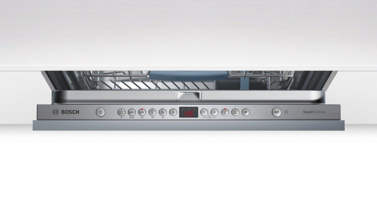 Bosch - Lavavajillas SMV68M90EU Completo/A + + +/214 kWh/año/Acero ...