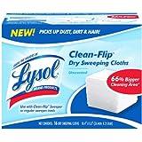 Lysol Clean-Flip Dry Sweeping Cloth