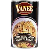 TableTop King 48 oz. Can Chicken and Dumplings - 12/Case