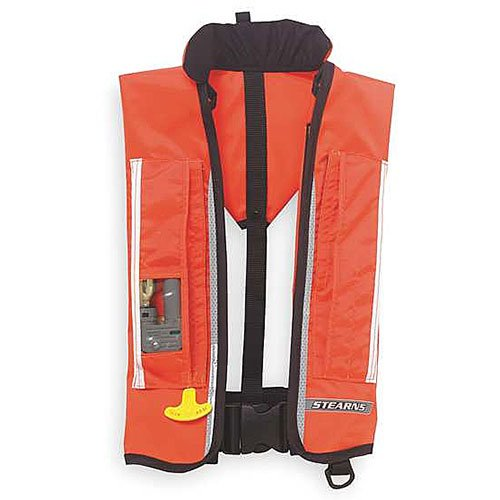 Stearns 1470 3000001173 Commercial Automatic Inflatable PFD Life Vest ()