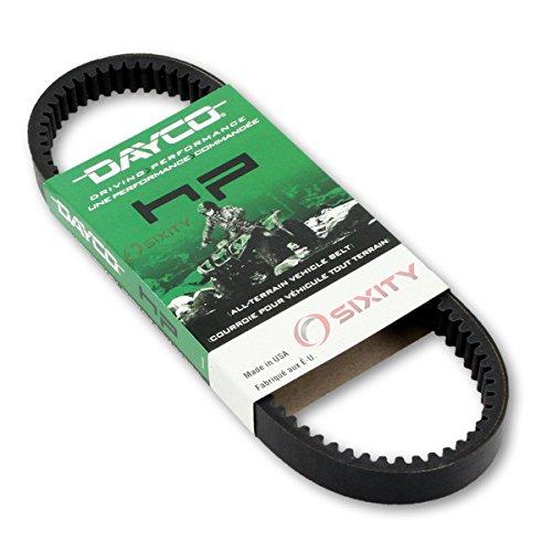 2000-2002 Polaris Magnum 325 2x4 Drive Belt Dayco HP ATV OEM Upgrade Replacement Transmission Belts (Systems Drive Magnum Belt)