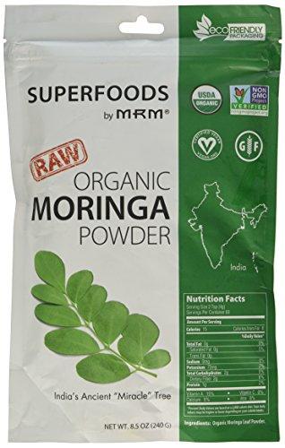 MRM Organic Moringa Powder Ounce product image