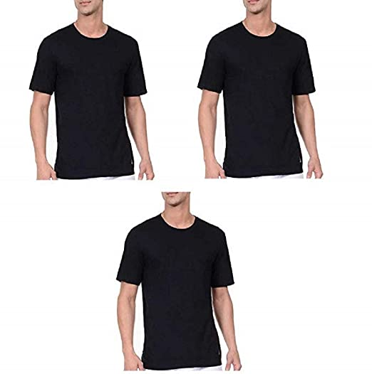 93e6966ffe9cb Nautica Shirt, Tagless, Crew Neck, Stretch, Super Soft Cotton, Classic Fit