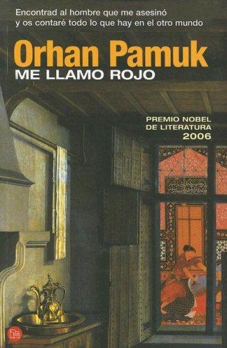 Me llamo Rojo by Punto de Lectura