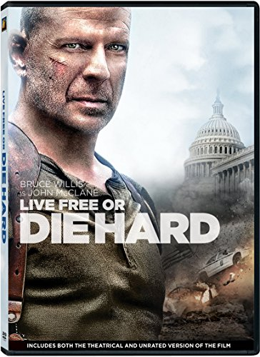 Live Free or Die Hard (Unrated - San Diego Outlets Ca Premium