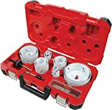 Milwaukee 49-22-4105 19-Piece Master Electricians Ice Hardened Hole Saw Kit
