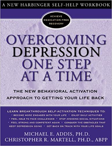 Overcoming Depression One Step At A Time The New Behavioral