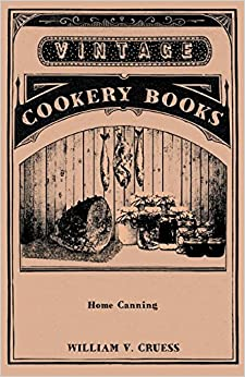 Book Home Canning