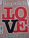 Beaux Arts Magazine, n°215 : Love par Beaux Arts Magazine