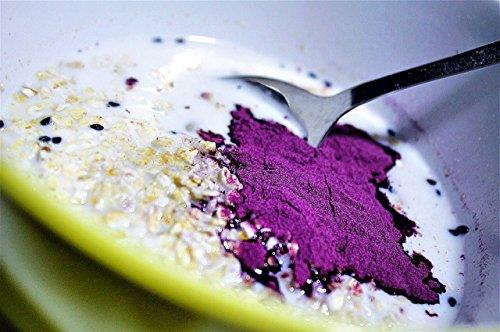 Organic Freeze-Dried Maqui Berry Powder (Aristotelia Chilensis) - 2 Oz Resealable Bag by Royals Way