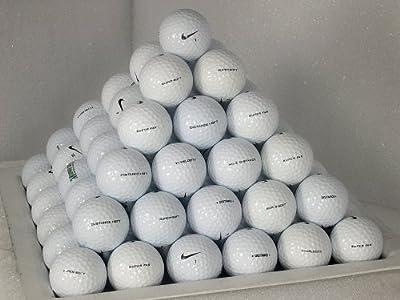 Nike AAA Mix 50 Ball Pack used golf balls