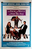 The Favour The Watch And The Very Big Fish Movie Poster 1991