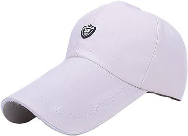 Honour Fashion - Gorra de golf con visera larga, para verano beige ...