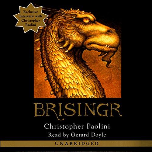 Brisingr: The Inheritance Cycle, Book 3