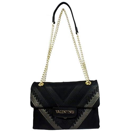 Valentino Borsa tracolla donna TWILIGHT nero  Amazon.it  Scarpe e borse 4d07629c4fc