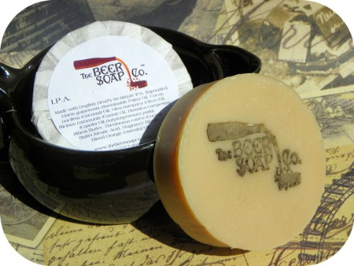 IPA Beer Soap - Made with Dogfish Head's 90 Minute India Pale Ale