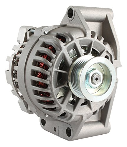 DB Electrical AFD0062 New Alternator IR/IF 12-Volt 150 Amp 334-2499 for 00 01 02 2000 2001 2002 Lincoln LS w/3.0L 3.0 V6 334-2499 XR8U-10300-AE XR8Z-10346-AA XW4U-10300-AA XW4U-10300-AB ()