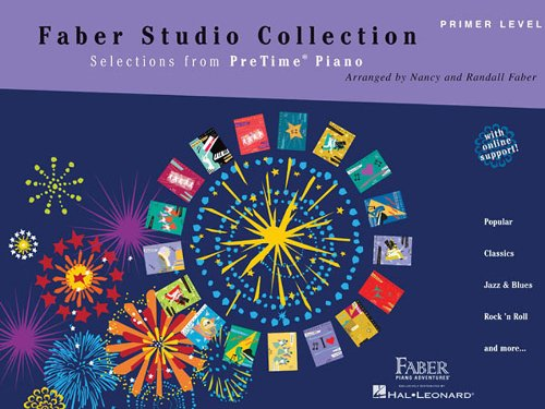 Faber Studio Collection: Selections from PreTime  Piano Primer Level (Faber Studio Collection: Pretime Piano) ()