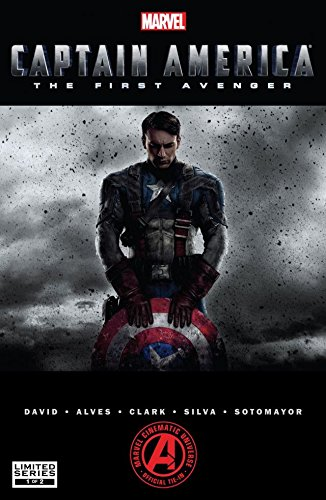 Marvel's Captain America: The First Avenger Adaptation #1 (of (Marvel Captain America Issue)