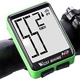 Best Bike Speedometers - Bicycle Computer Wireless Speedometer, Big Number Display Waterproof Review