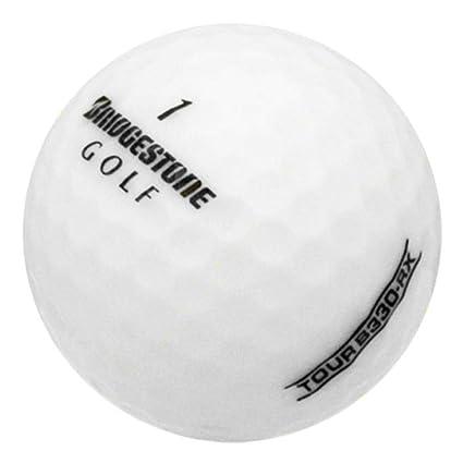 Bridgestone 12RDRLFLBX-RF-B330RX-Golf Balls - Mint Quality - 12 Pack,  White, One Size