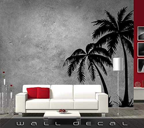 Amazon Com Palm Tree Decal Wall Art Palmtree Vinyl Wall Stickers No