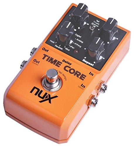NUX TIME-CORE Nux Effektpedal für Gitarren Time Core